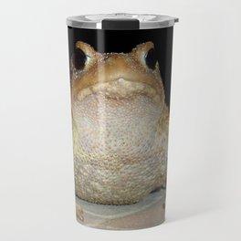 Common European Toad Travel Mug