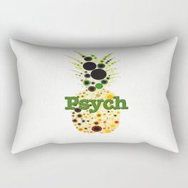 Pineapple Anyone? Rectangular Pillow