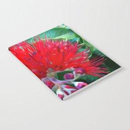 Liko Lehua - Budding Lehua Blossom Notebook