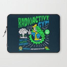Radioactive Gym Laptop Sleeve