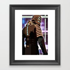 The Engineer Framed Art Print