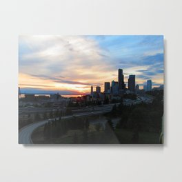 Until Tomorrow Metal Print