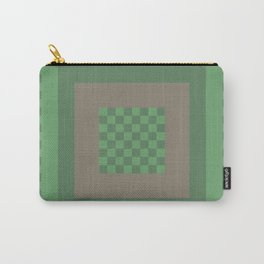 Green All Over Carry-All Pouch