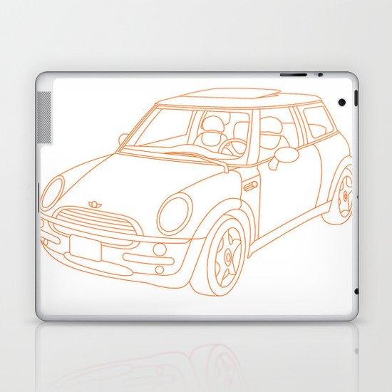 My Mini Cooper Laptop & iPad Skin