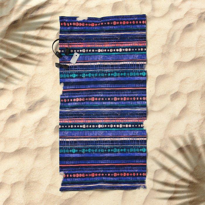 rhythm 1.1 Beach Towel