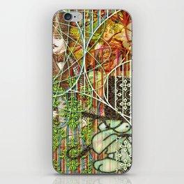 Crimson Petal's Lying Decay iPhone Skin