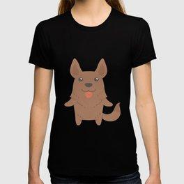Dutch Shepherd Dog Gift Idea T-shirt