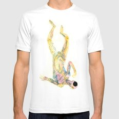 Cuerpo 02 Mens Fitted Tee White MEDIUM