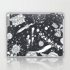 Space Stuff Laptop & iPad Skin