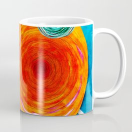 Glück kann man trainieren - Rupy de Tequila ultimative Farben 2018 Coffee Mug