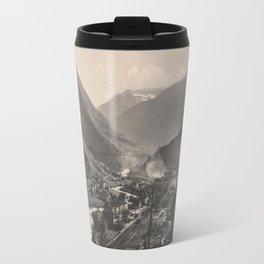 Old Swiss Mountain Litho Travel Mug
