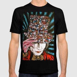 Johnny Depp as Willy Wonka T-shirt