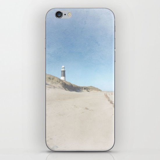 Spurn Point Lighthouse | Texture iPhone & iPod Skin