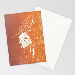 Frambuesas Stationery Cards