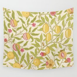 """William Morris """"Fruit or Pomegranate"""" 1. Wall Tapestry"""