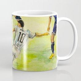Lionel Messi_ Argentine professional footballer Coffee Mug