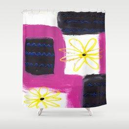 ORPHELIA FOUR Shower Curtain