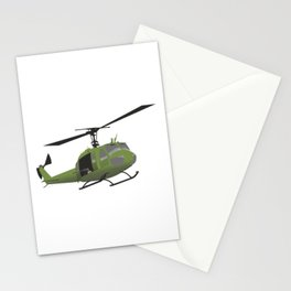 UH-1 Huey Helicopter Stationery Cards