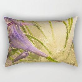 Agapanthus #12 Rectangular Pillow