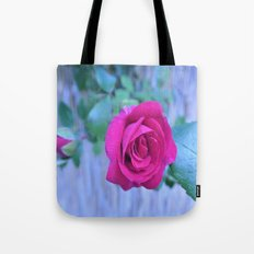 rose decor Tote Bag