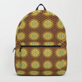 Virgo Pattern Backpack Backpack