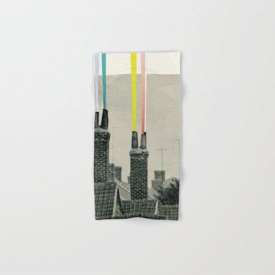Smoke City Hand & Bath Towel