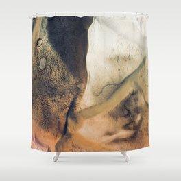 Desert Land Shower Curtain