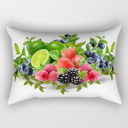 Vitamine Rectangular Pillow