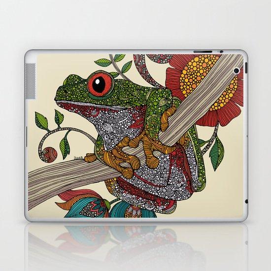 Phileus Frog Laptop & iPad Skin