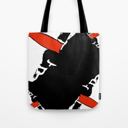 When eyes are closed Tote Bag