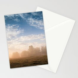 July morning 2 Stationery Cards
