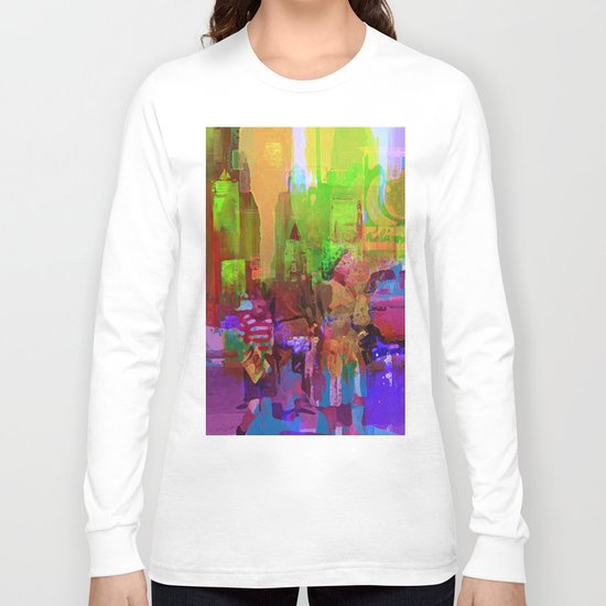 an afternoon with my mom Long Sleeve T-shirt