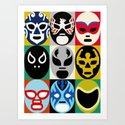 Lucha Libre 2 by jevaart