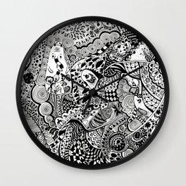 Dream 01 Wall Clock