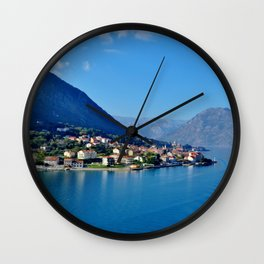 Kotor 3 Wall Clock