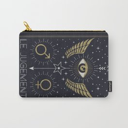 Le Jugement or The Judgement Tarot Carry-All Pouch