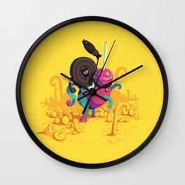 Kaiser Licorice III Wall Clock