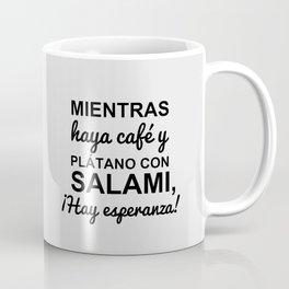 Plátano Power Coffee Mug