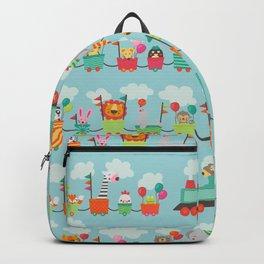 Animal train Backpack