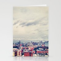 baltimore Stationery Cards featuring Baltimore by Matt Bokan