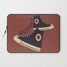 Retro Shoes Laptop Sleeve