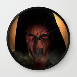 Unholy Mother Wall Clock