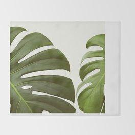 Verdure #6 Throw Blanket