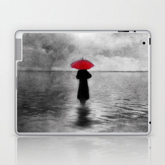 waiting in the sea II  -  by Viviana Gonzalez Laptop & iPad Skin