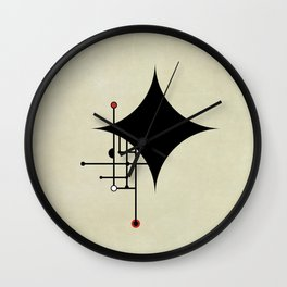 PJK/72 Wall Clock