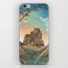 Colorado National Monument Polyscape iPhone Skin