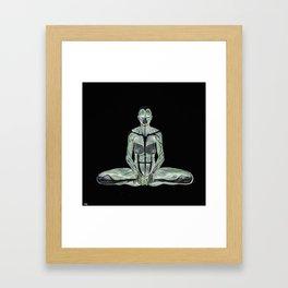 Here Now Framed Art Print