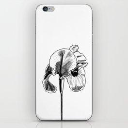 Desert Iris iPhone Skin