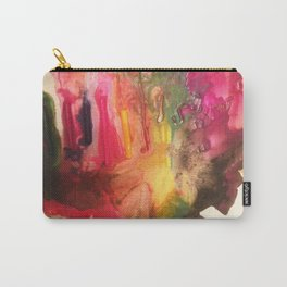 Rainbow Drizzle Carry-All Pouch
