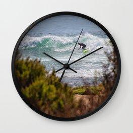 California Forever Wall Clock